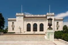 Hoofdkwartier van Organisatie van het Amerikaanse Washington DC van Staten royalty-vrije stock afbeelding