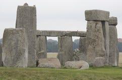 Hoofdsectie van Stonehenge-plaats Royalty-vrije Stock Foto