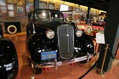 1935 Hoofdsedan 6 van Chevrolet Stock Afbeelding