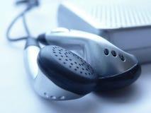 Hoofdtelefoons royalty-vrije stock afbeeldingen