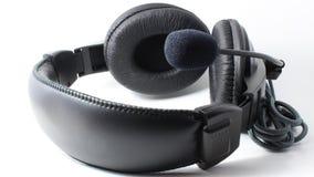 hoofdtelefoons Royalty-vrije Stock Fotografie