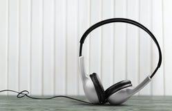 hoofdtelefoons Stock Fotografie