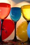 Hoofdzakelijk Partying stock foto's