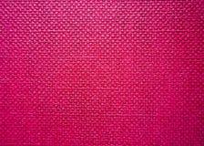 Hoog gedetailleerde roze het ontslaan textieltextuur Achtergrond voor ontwerp stock foto