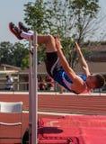 Hoog Jumper Makes Goed het Stock Foto's