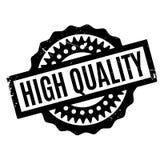 Hoog - kwaliteits rubberzegel Stock Fotografie