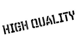 Hoog - kwaliteits rubberzegel Royalty-vrije Stock Afbeeldingen