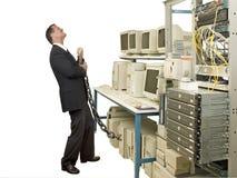 Hoog - technologie Royalty-vrije Stock Afbeelding