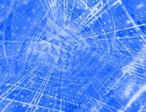 Hoog - technologie abstracte achtergrond royalty-vrije illustratie