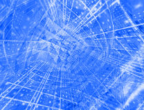 Hoog - technologie abstracte achtergrond Royalty-vrije Stock Foto's