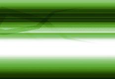 Hoog - technologie groene achtergrond Royalty-vrije Stock Foto's