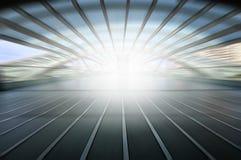 Hoog - technologieachtergrond Royalty-vrije Stock Foto