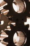 Hoog - technologieconcept stock afbeeldingen