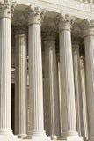 Hooggerechtshof stock afbeelding