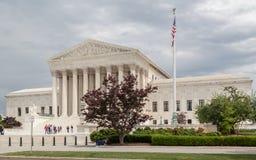 Hooggerechtshof van de Verenigde Staten Stock Afbeelding