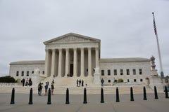 Hooggerechtshof van de Verenigde Staten royalty-vrije stock afbeeldingen