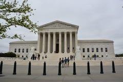Hooggerechtshof van de Verenigde Staten stock fotografie