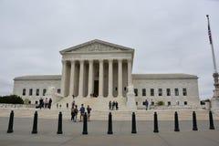 Hooggerechtshof van de Verenigde Staten stock foto