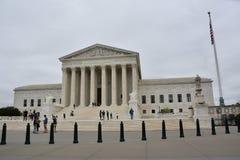 Hooggerechtshof van de Verenigde Staten stock afbeeldingen
