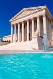 Hooggerechtshof Verenigde Staten in Washington stock fotografie