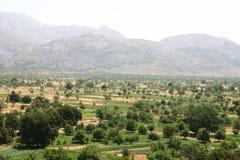 Hooglanden Kreta/Lassithi Stock Afbeeldingen