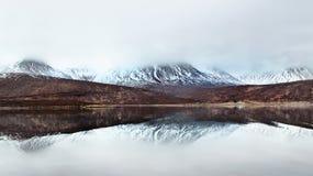 Hooglanden, Schotland Royalty-vrije Stock Fotografie
