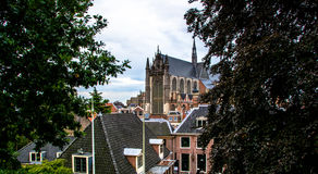 Hooglandsekerk Fotos de archivo libres de regalías