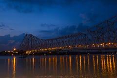 Hoogly bridge Stock Image
