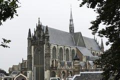 Hoogslandse Kerk, Leiden Stock Photography