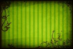 Hoogst Gedetailleerd geweven grungeframe als achtergrond Royalty-vrije Stock Fotografie