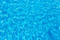Hoogste de caustisch middelenachtergrond van het meningswater Royalty-vrije Stock Foto