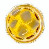 Whisky op de Rotsen Royalty-vrije Stock Foto's