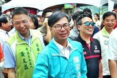 Hoogste Kandidaat voor Kaohsiung-Burgemeester Royalty-vrije Stock Fotografie