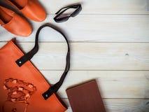 Hoogste mening over vrijetijdskleding Stock Afbeelding