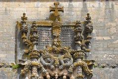 Hoogste venster Tomar Royalty-vrije Stock Afbeelding