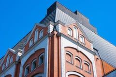 Hoogste vloer van het nieuwe gebouw Royalty-vrije Stock Fotografie