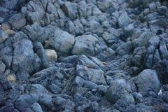 Hoogtepunt van rotsen stock afbeeldingen