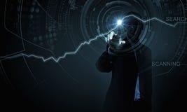 Hoogwaardige technologieën Royalty-vrije Stock Foto