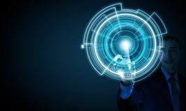 Hoogwaardige technologieën Royalty-vrije Stock Afbeeldingen