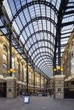 Hooi Galleria in Londen, redactie stock foto