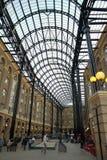 Hooi ` s Galleria - Londen - het UK royalty-vrije stock afbeelding