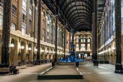 Hooigalerij bij Rivier Theems in Londen royalty-vrije stock foto's