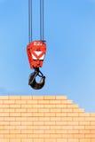 Hook cargo crane Royalty Free Stock Image