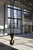 Abandoned factory Stock Image