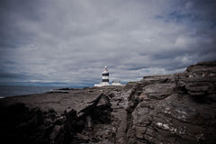 Hook Head lighthouse. County Wexford, Ireland Stock Photography
