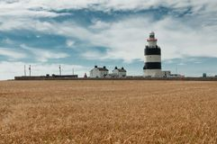 Hook Head lighthouse Stock Photo