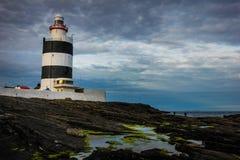 Hook Head lighthouse. Wexford. Ireland Royalty Free Stock Photos