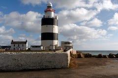 Hook Lighthouse Stock Photo