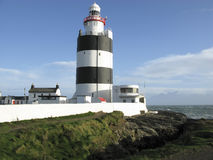 Hook Lighthouse Royalty Free Stock Images