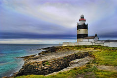 Hook Lighthouse, co.Wexford. Ireland Royalty Free Stock Images